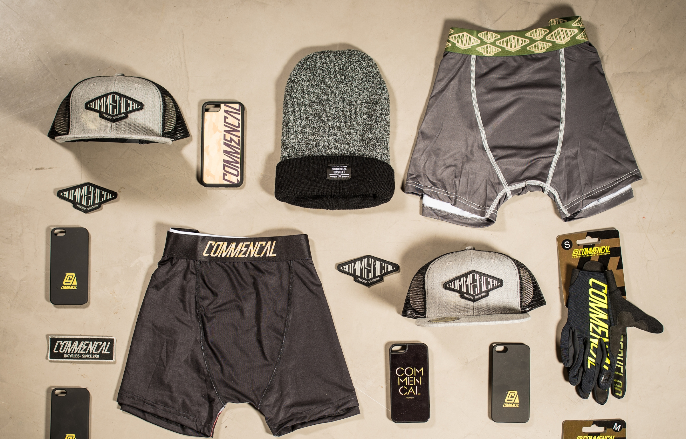 Nuevos Goodies de COMMENCAL